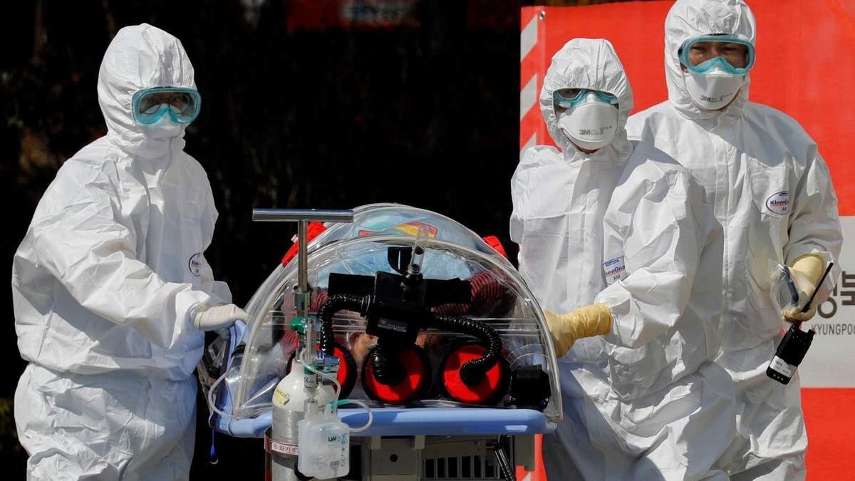Смертність від коронавірусу серед хворих в реанімаціях знизилась на третину