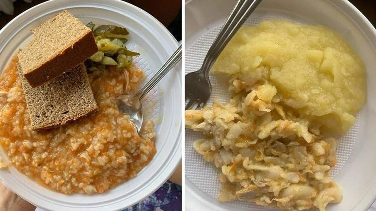 Постные каши и водянистый хлеб: как кормят пациентов с коронавирусом, – фото