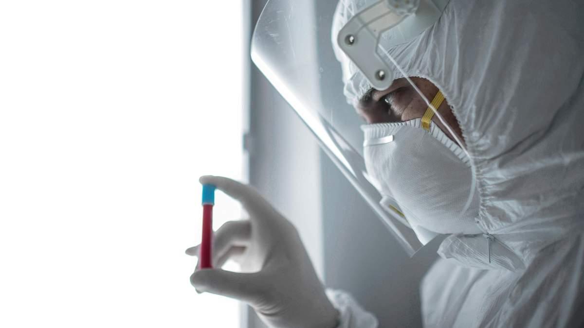 В Украине обнаружили 673 случая инфицирования COVID-19: всего 60 166