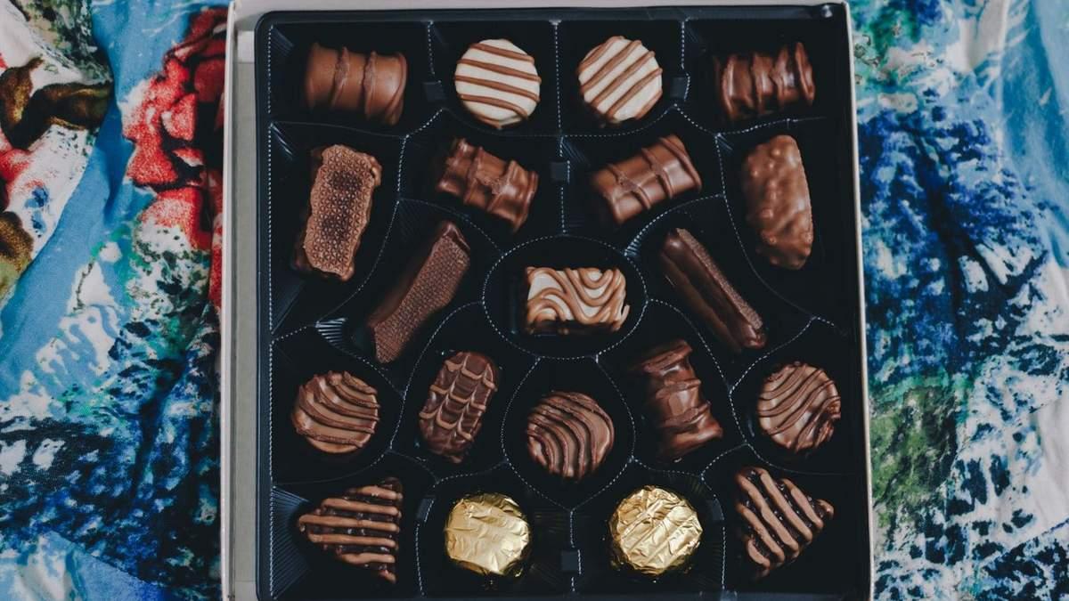Як шоколад впливає на здоров'я