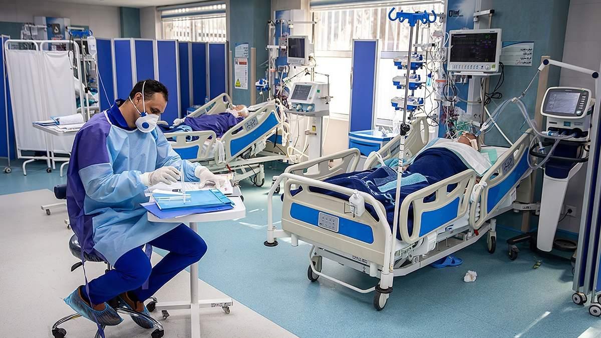 Оксид азоту є ключем в терапії COVID-19