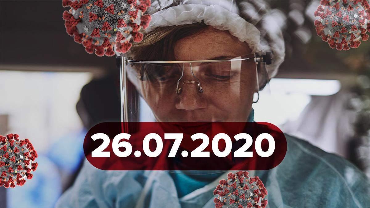 Новости о коронавирусе 26 июля: первое подозрение на COVID-19 в КНДР, вспышка болезни в КПИ