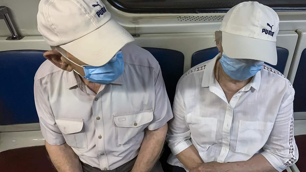 Антирекорд: в Украине обнаружили 1 106 новых случаев COVID-19