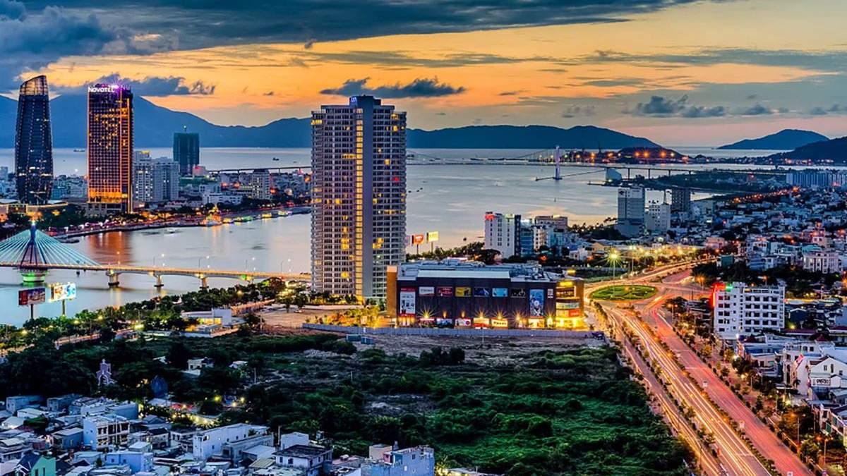 В'єтнамське місто Дананг