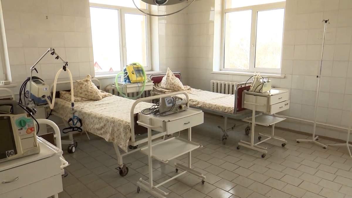 В Одесі розгортають лікарні другої хвилі для хворих на COVID-19