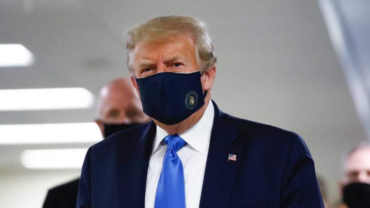 Трамп готов поставлять вакцину от коронавируса за границу: детали