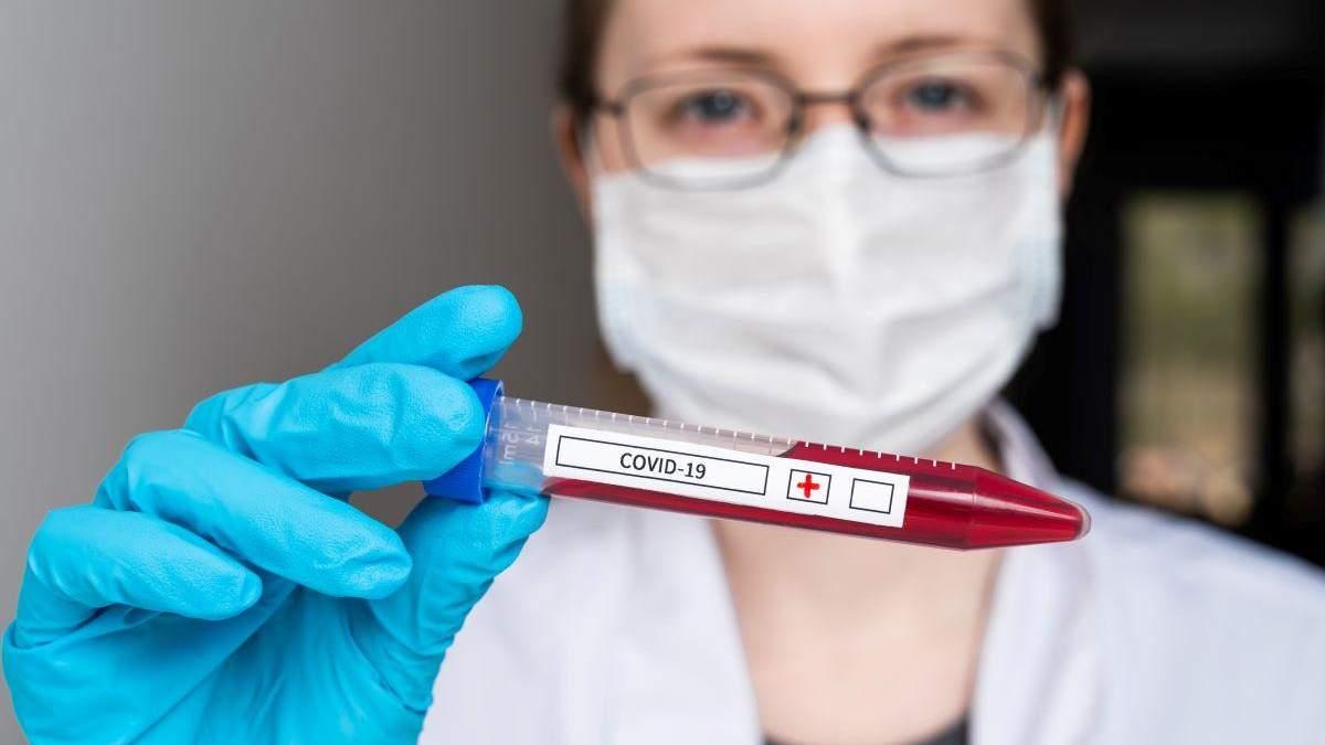 Захворюваність висока: 1 271 українець інфікувався коронавірусом за добу
