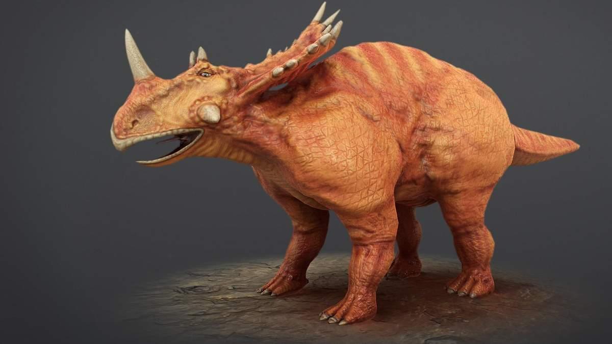 Рак в динозавра