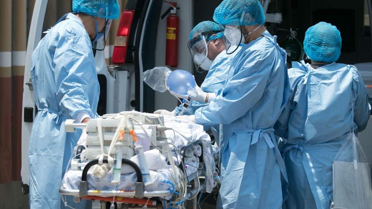Новий препарат зможе знизити летальність у випадку важкого перебігу коронавірусу