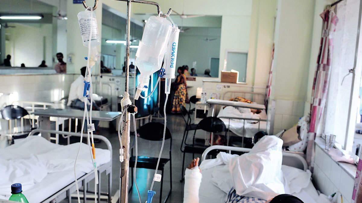 Помаранчева зона: яка ситуація у лікарнях Івано-Франківська
