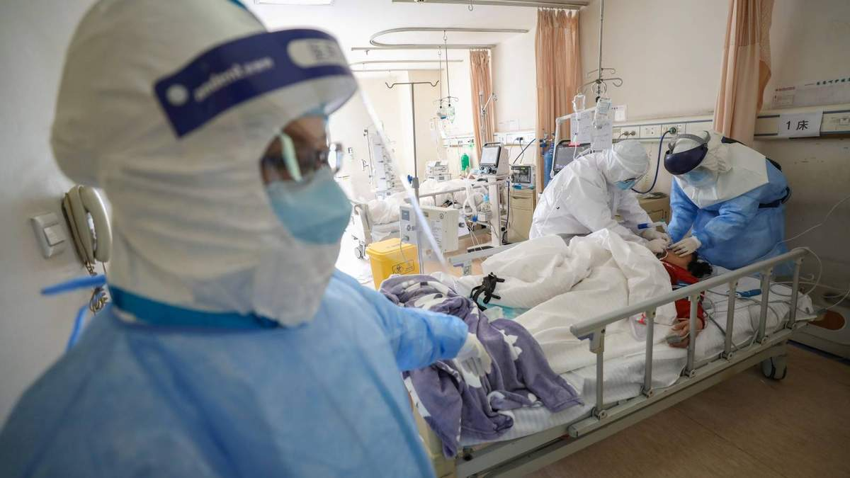 Коронавірус в Україні станом на 8 серпня