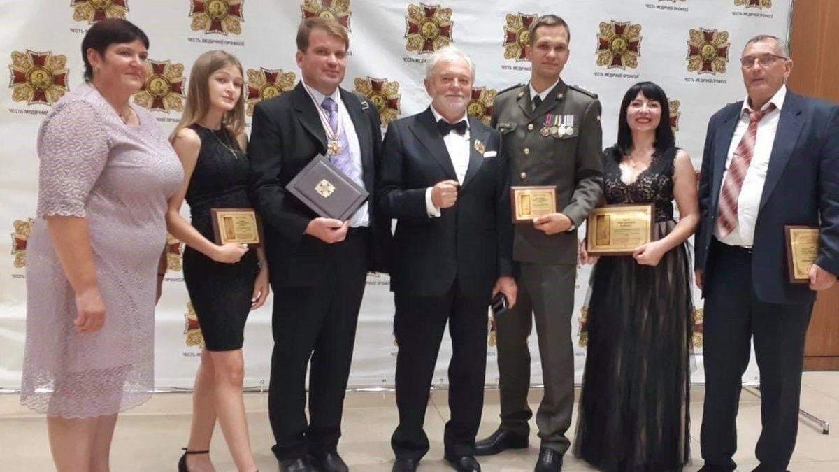 Львовский фельдшер стал лучшим медицинским работником Украины