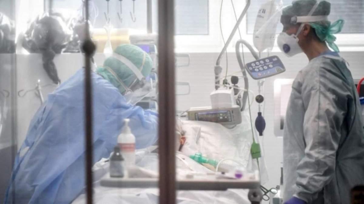 Коронавірус підвищує ризик розвитку деменції