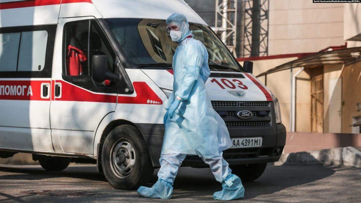 Коронавирус в Украине по состоянию на 11 августа
