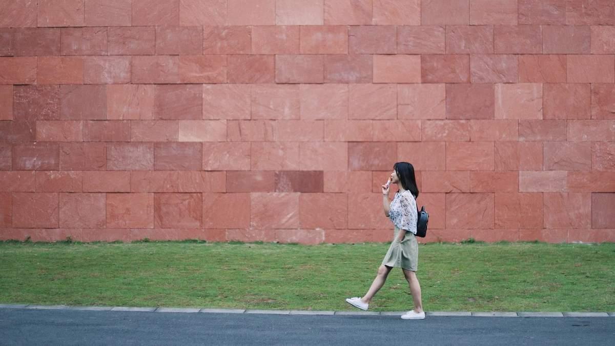 Користь ходьби та прогулянок