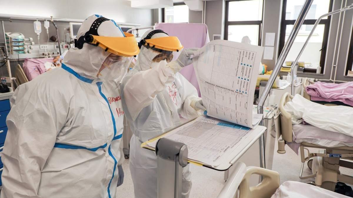 Пандемія коронавірусу є такою ж небезпечною, як іспанка