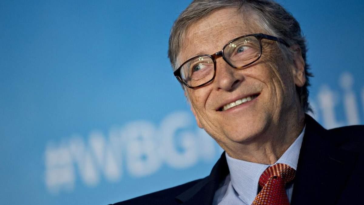 Білл Гейтс про пандемію коронавірусу