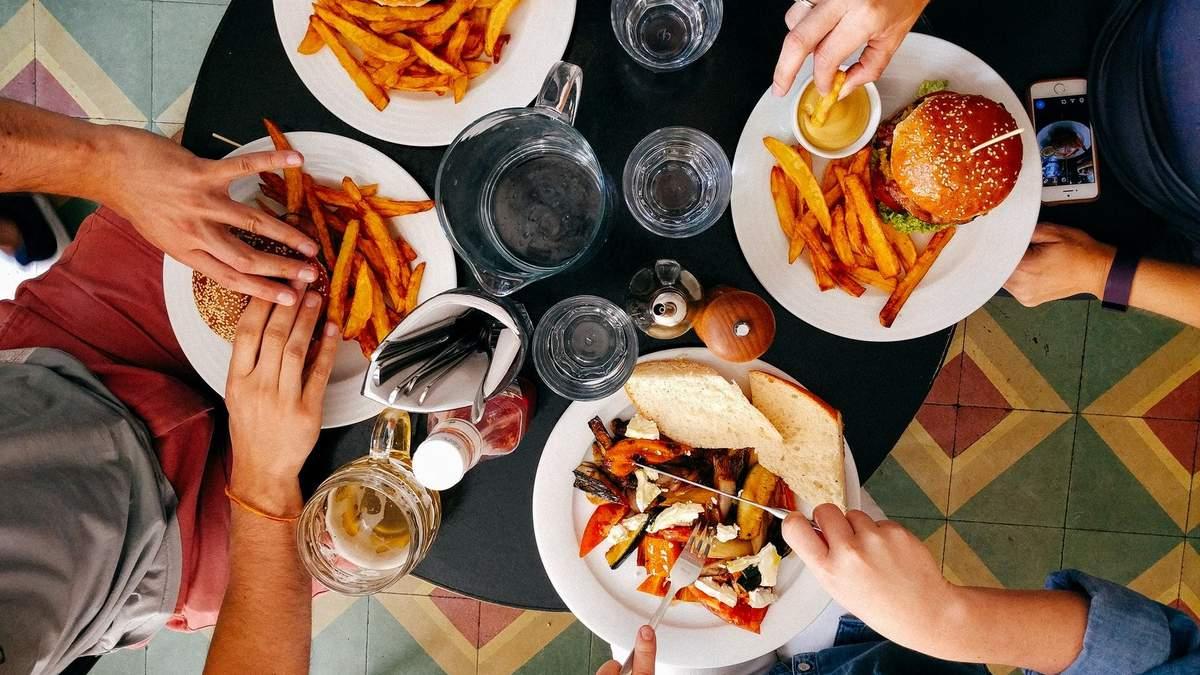 Как формируются пищевые пристрастия
