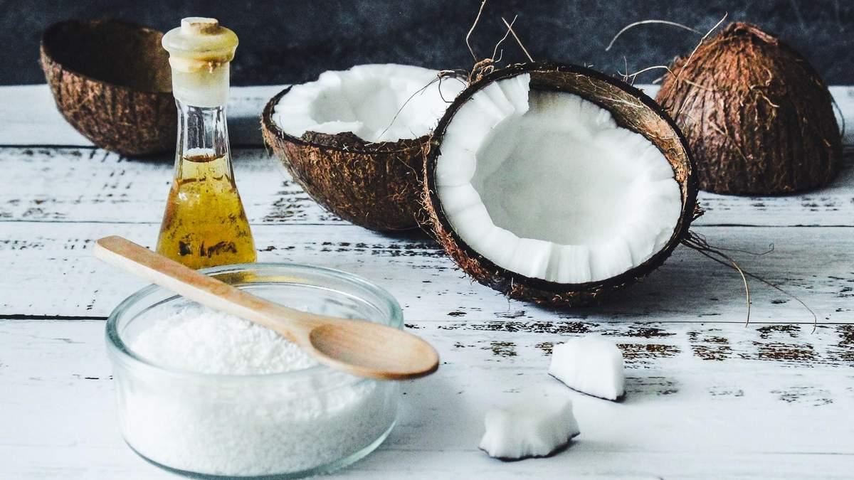 Кокосовое масло все же вредно для здоровья