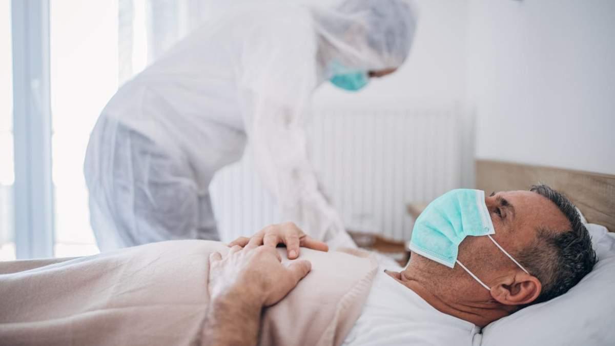 Знайшли причину великої смертності від коронавірусу