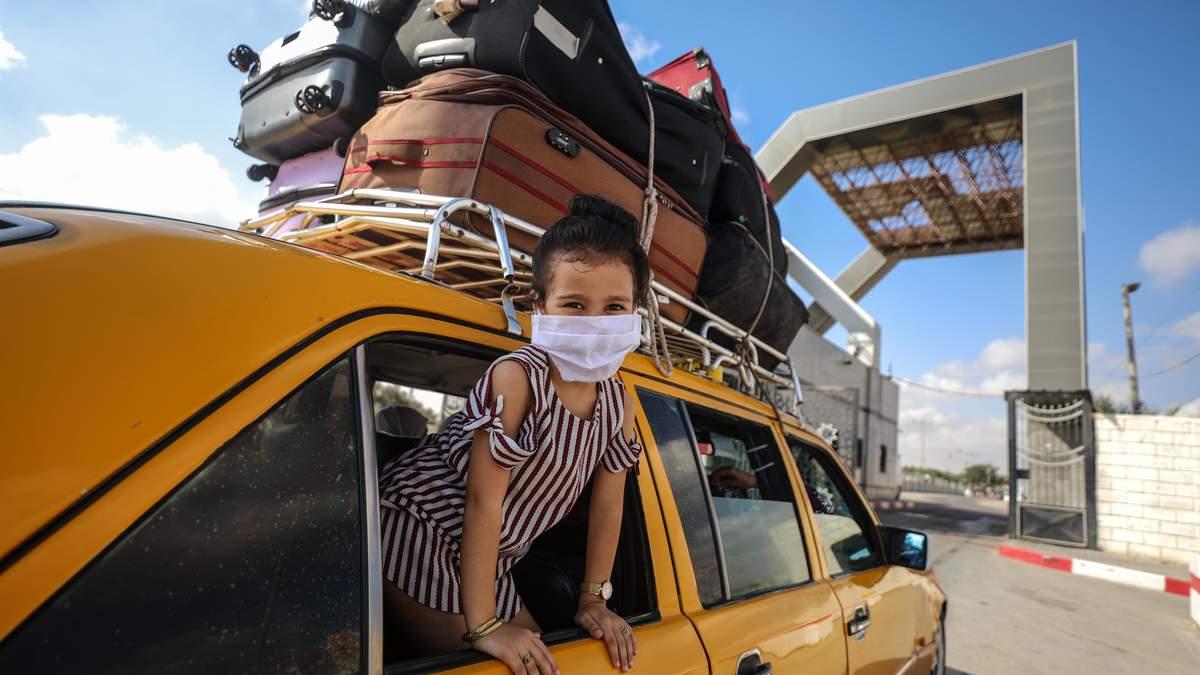 Египет будет требовать тест на коронавирус от всех туристов