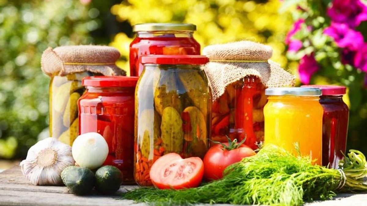 Польза и вред домашней консервации