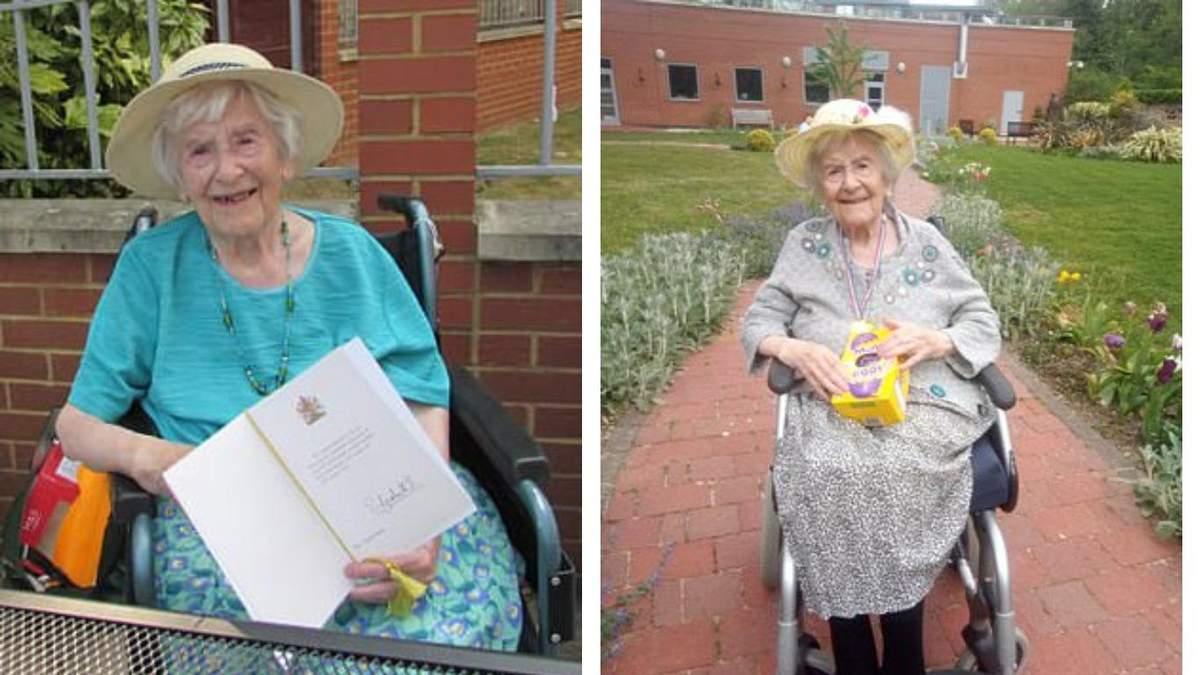 Секрети довголіття 107-річної британки, яка одужала від COVID-19