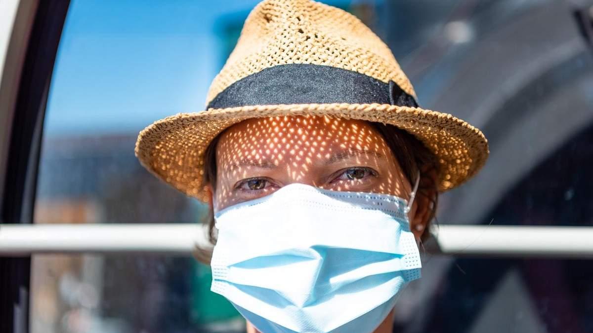 Влажность воздуха влияет на риски заражения коронавирусом