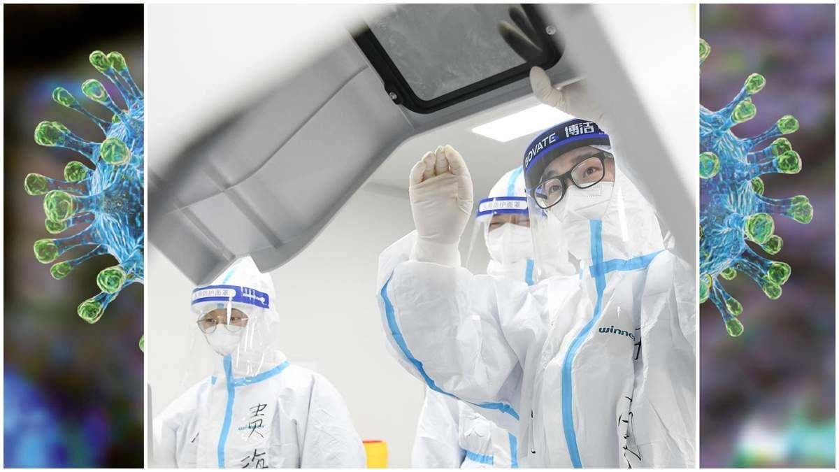 Вчені вперше довели факт повторного інфікування коронавірусом