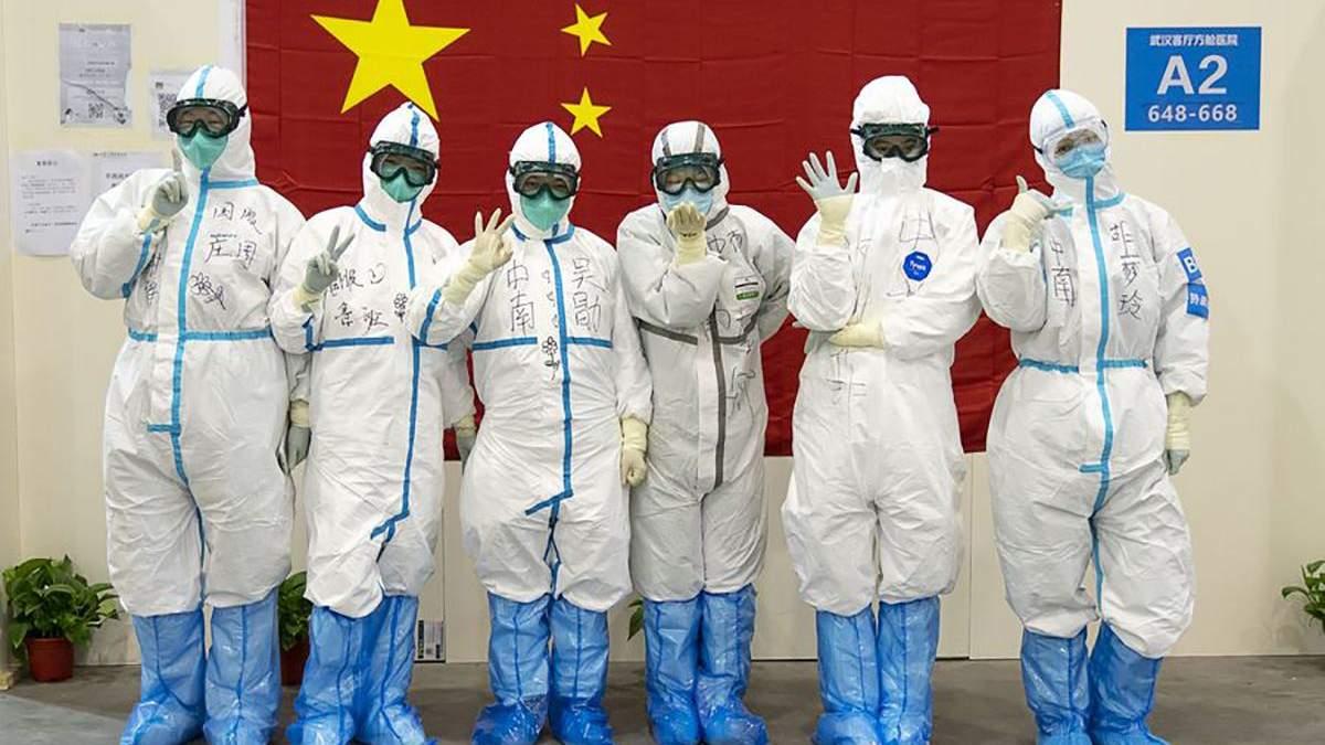 COVID-19 в Китаї: у Пекіні не залишилось жодного інфікованого