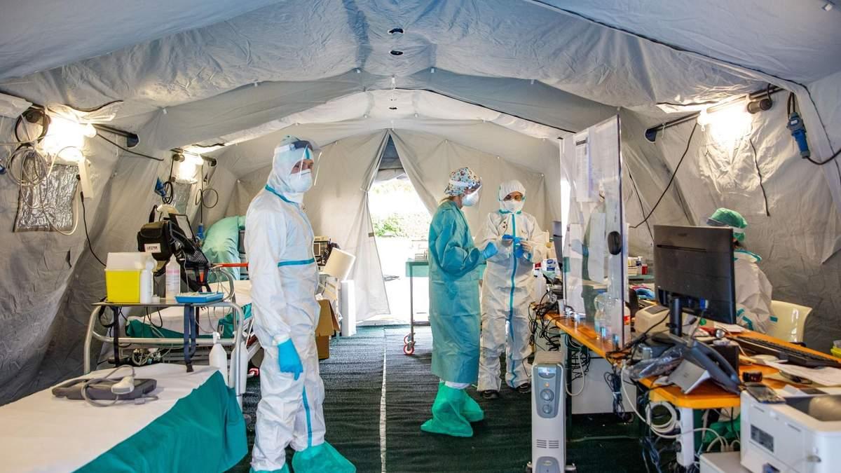 Тестируют новое лекарство против коронавируса