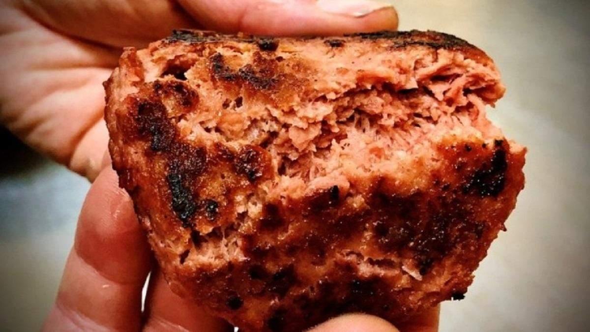 Мясо из конопли