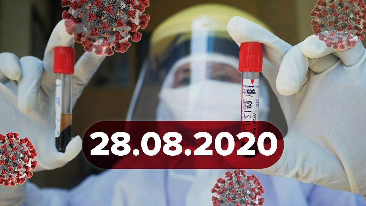 Новости о коронавирусе 28 августа: запрет въезда иностранцам, Украина может производить вакцину