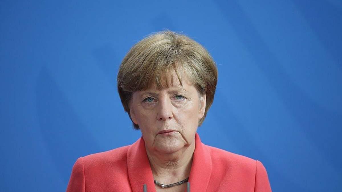 Ангела Меркель про коронавірус