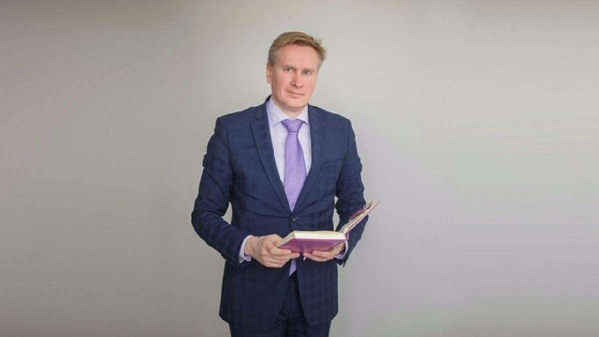 Андрей Виленский стал главой НСЗУ: что о нем известно