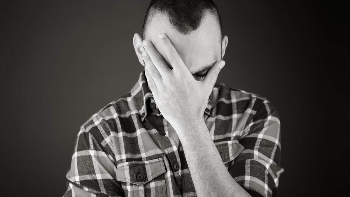 Про що свідчить тривожність під час похмілля