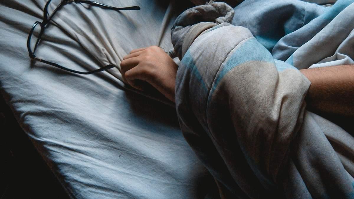 Регулярний сон понад 10 годин може бути симптомом смертельних хвороб