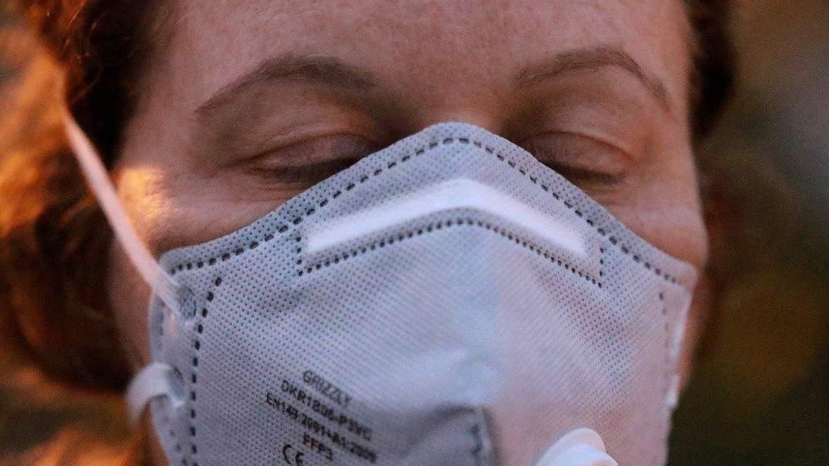 В Украине снова обнаружили более двух тысяч больных COVID-19