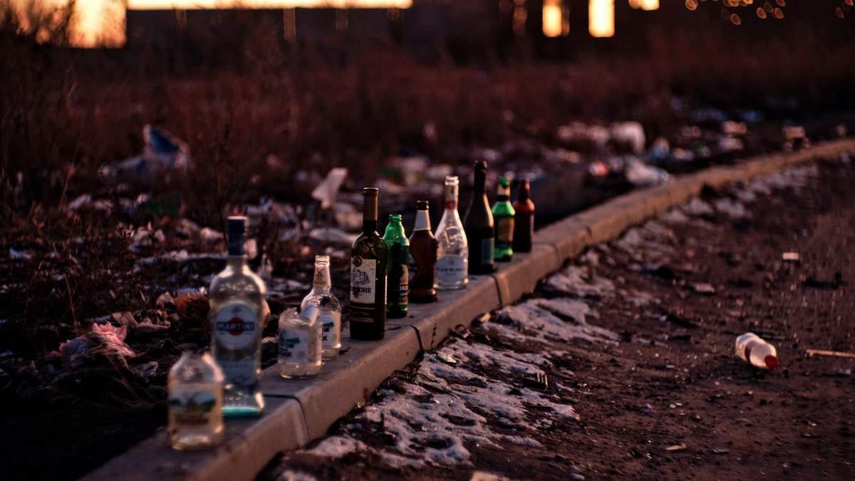 Виділили 5 різних типів алкоголіків