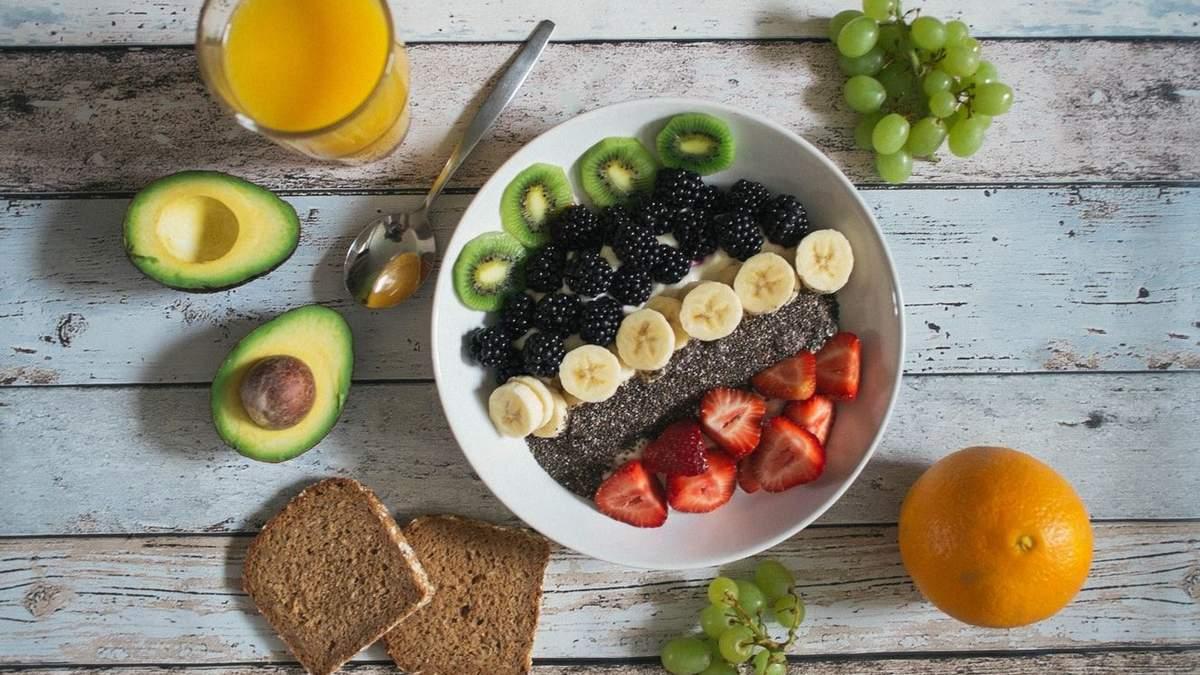 Принципы осознанного питания