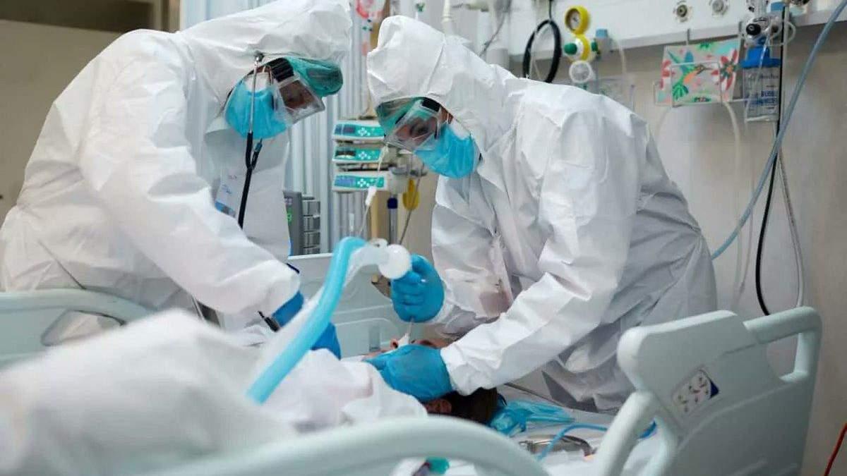 Ситуация критическая: в Виннице не хватает 200 коек для больных COVID-19