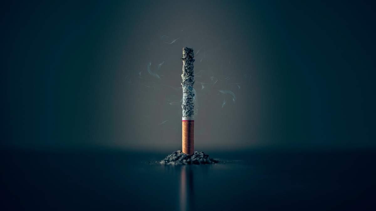 Сахар в сигаретах