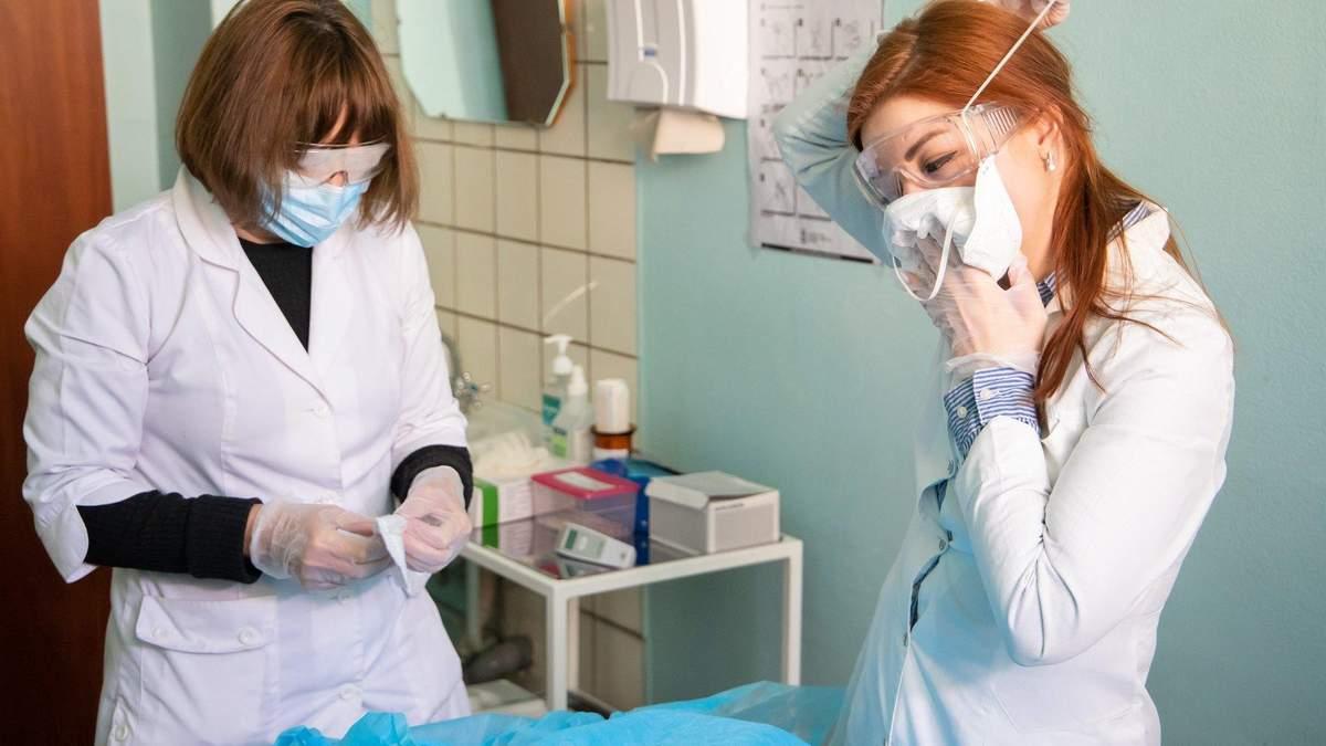 Более 2 тысяч больных за сутки: распространение COVID-19 в областях