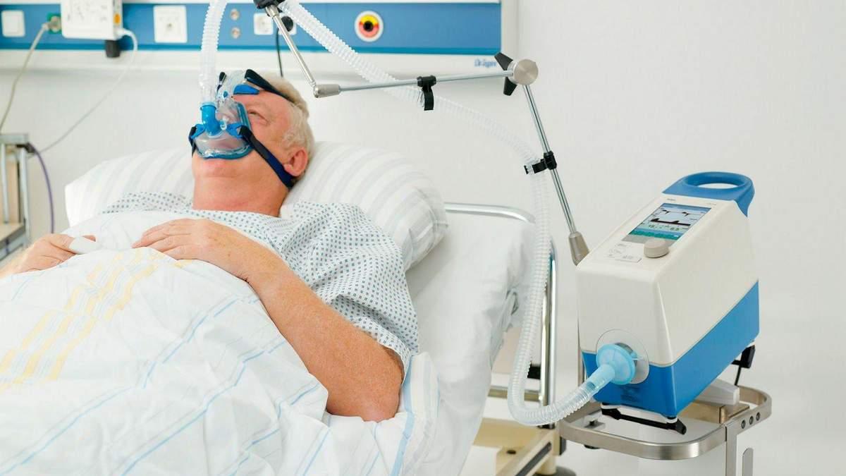 Сколько койко-мест для больных коронавирусом есть в Украине