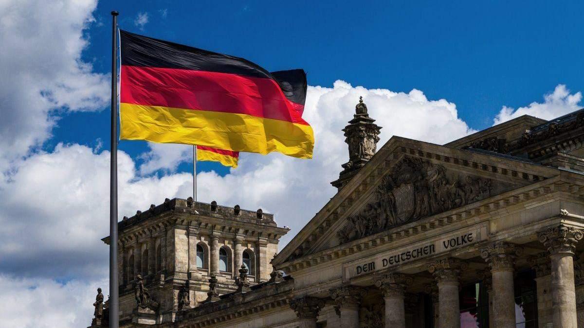 У Німеччині вшанують пам'ять загиблих від коронавірусу