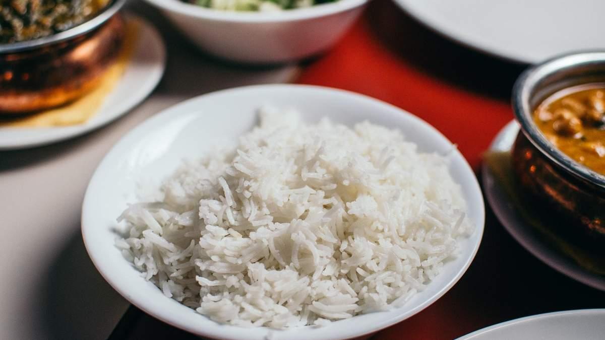 Рис викликає діабет