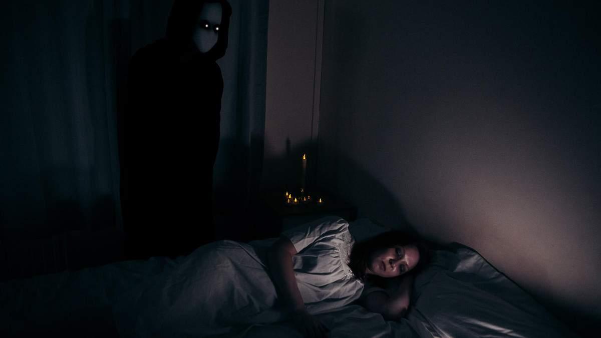 Сняться страшні сни: що робити
