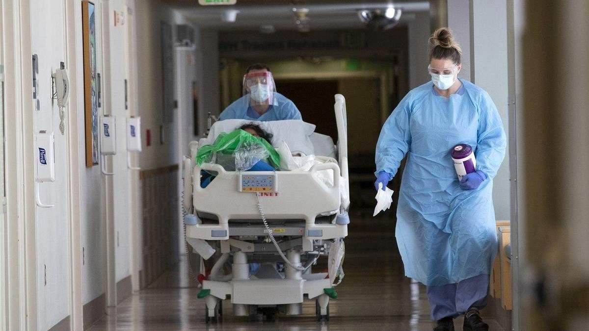 Наскільки знизився рівень летальності від коронавірусу в Україні: відповідь МОЗ
