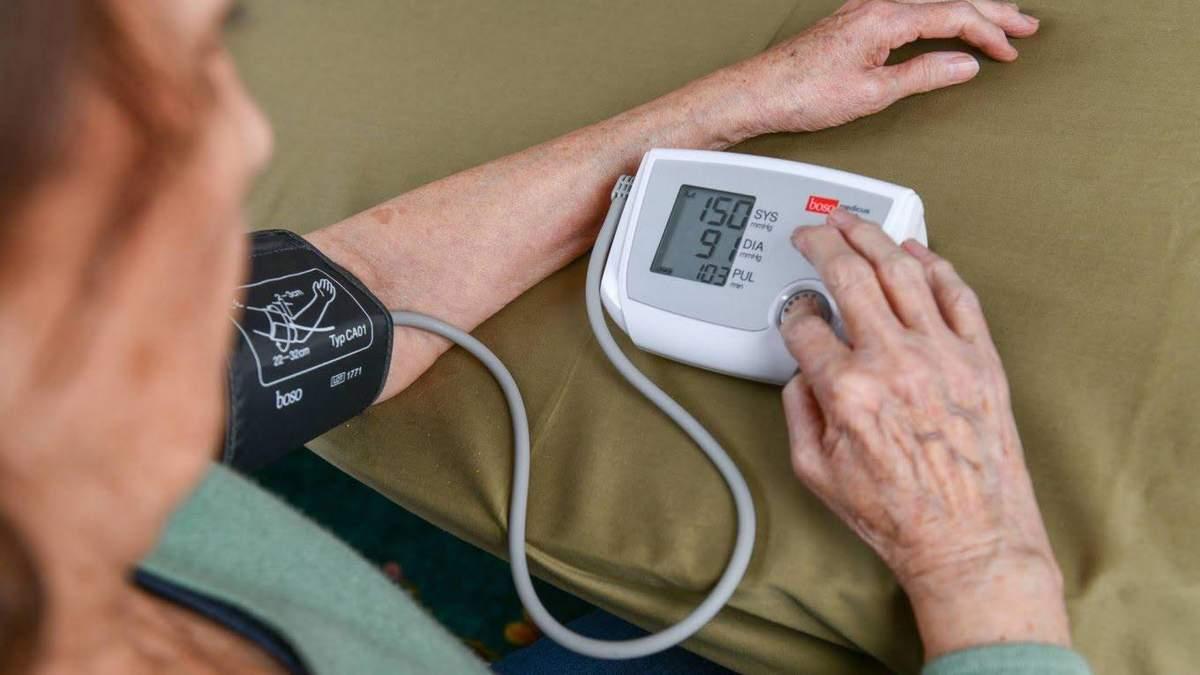 Високий тиск та діабет порушують роботу мозку