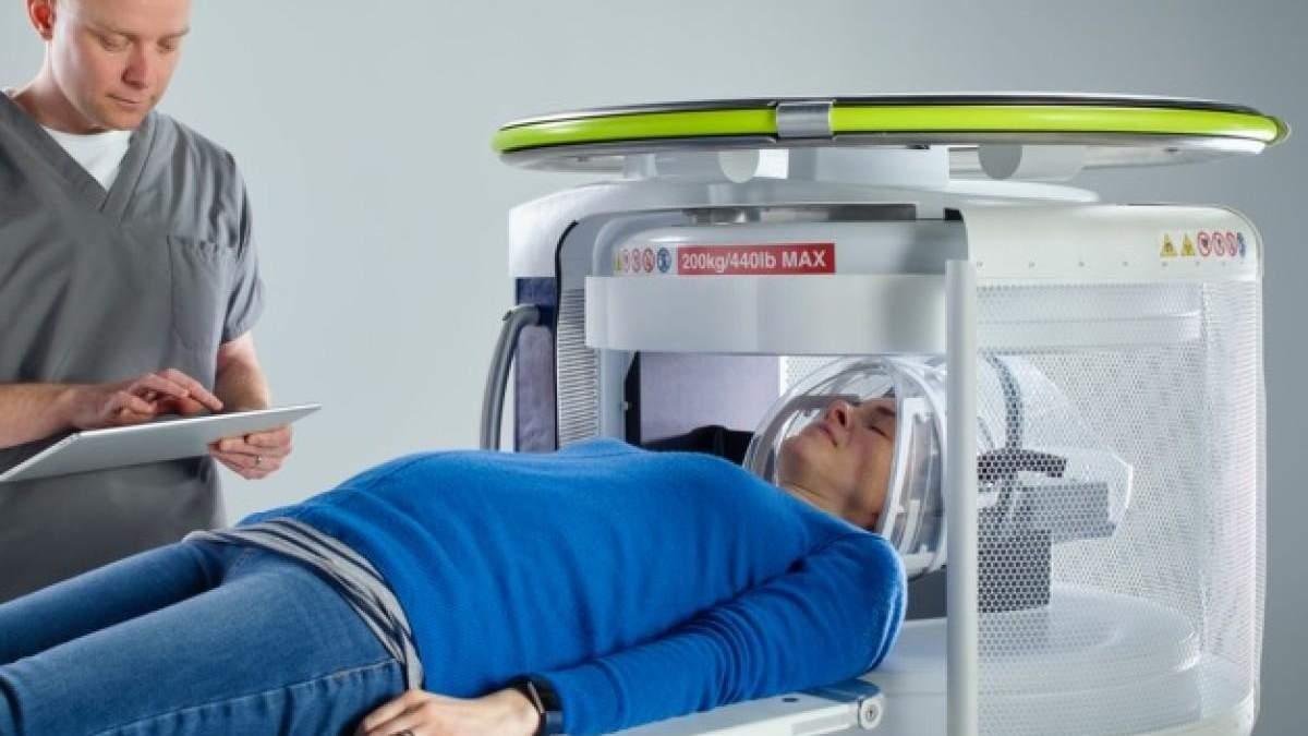 Новий портативний апарат МРТ довів свою ефективність